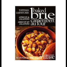 Gourmet Du Village Gourmet du Village Apricot & Jalapeno Brie Topping