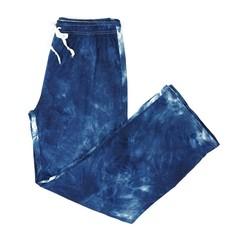 Hello Mello Hello Mello Dyes the Limit Lounge Pant - Navy Blue - M/L