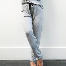 Hello Mello Hello Mello The Weekender Drawstring Pant - Grey - XL