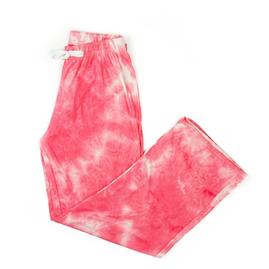 Hello Mello Hello Mello Dyes the Limit Pant - Pink - L/XL