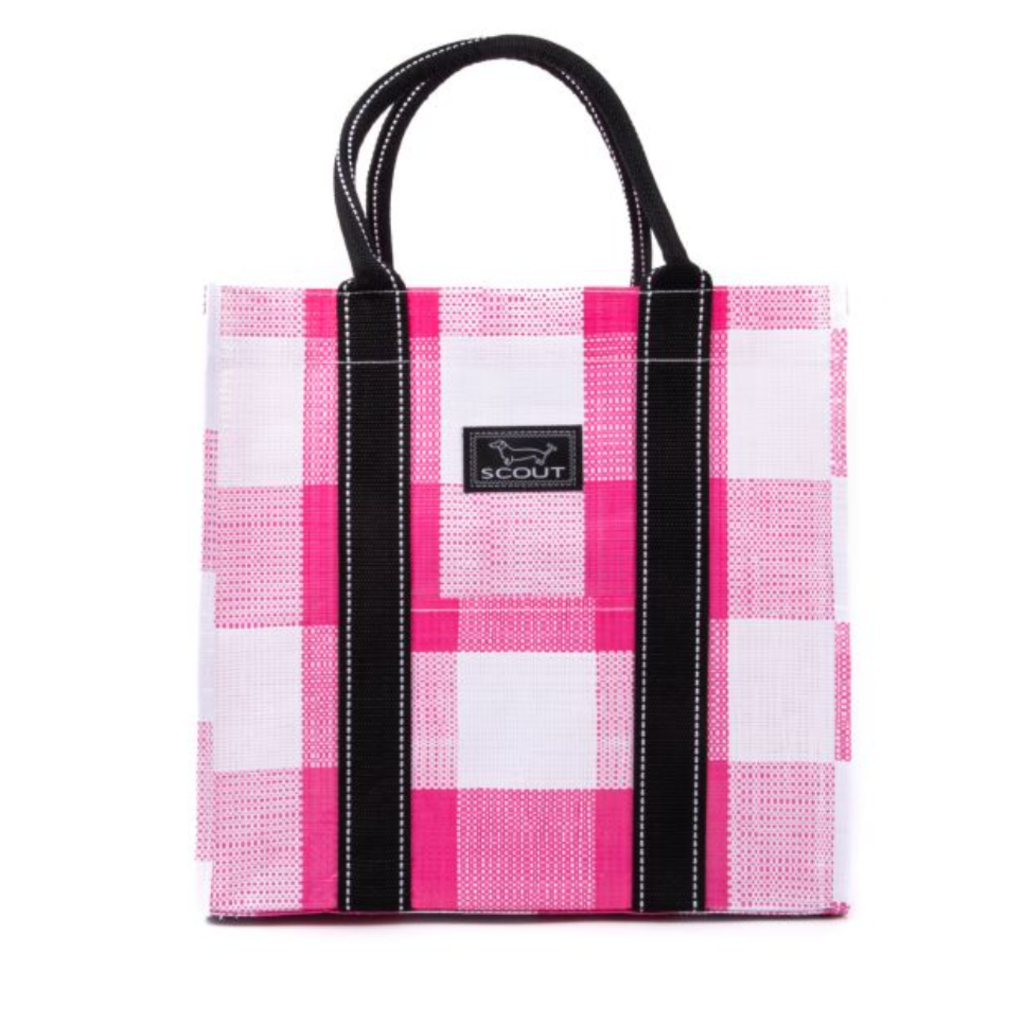 Scout SCOUT Totes-Ma-Goat - Pink Check