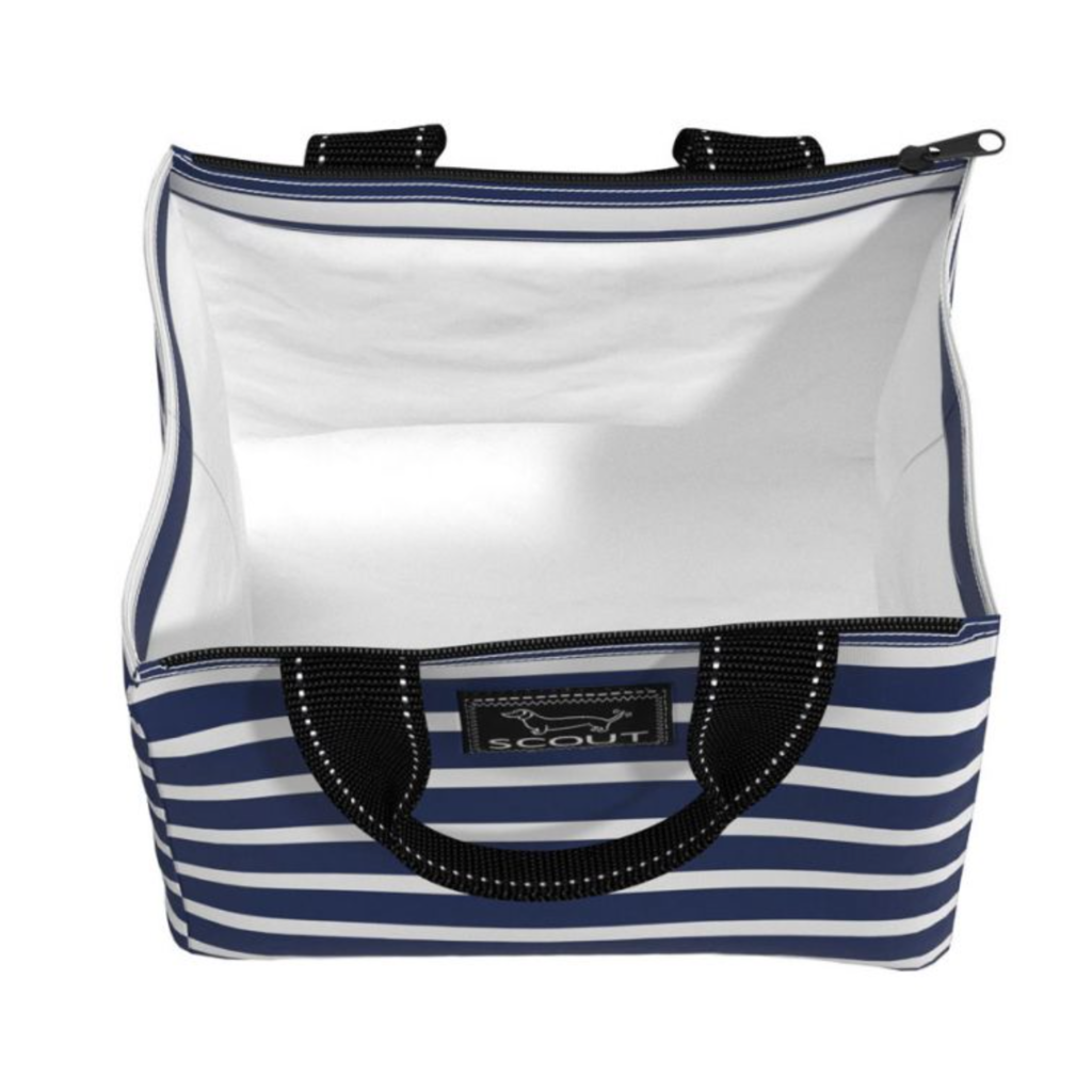 SCOUT Eloise Lunch Bag - Nantucket Navy