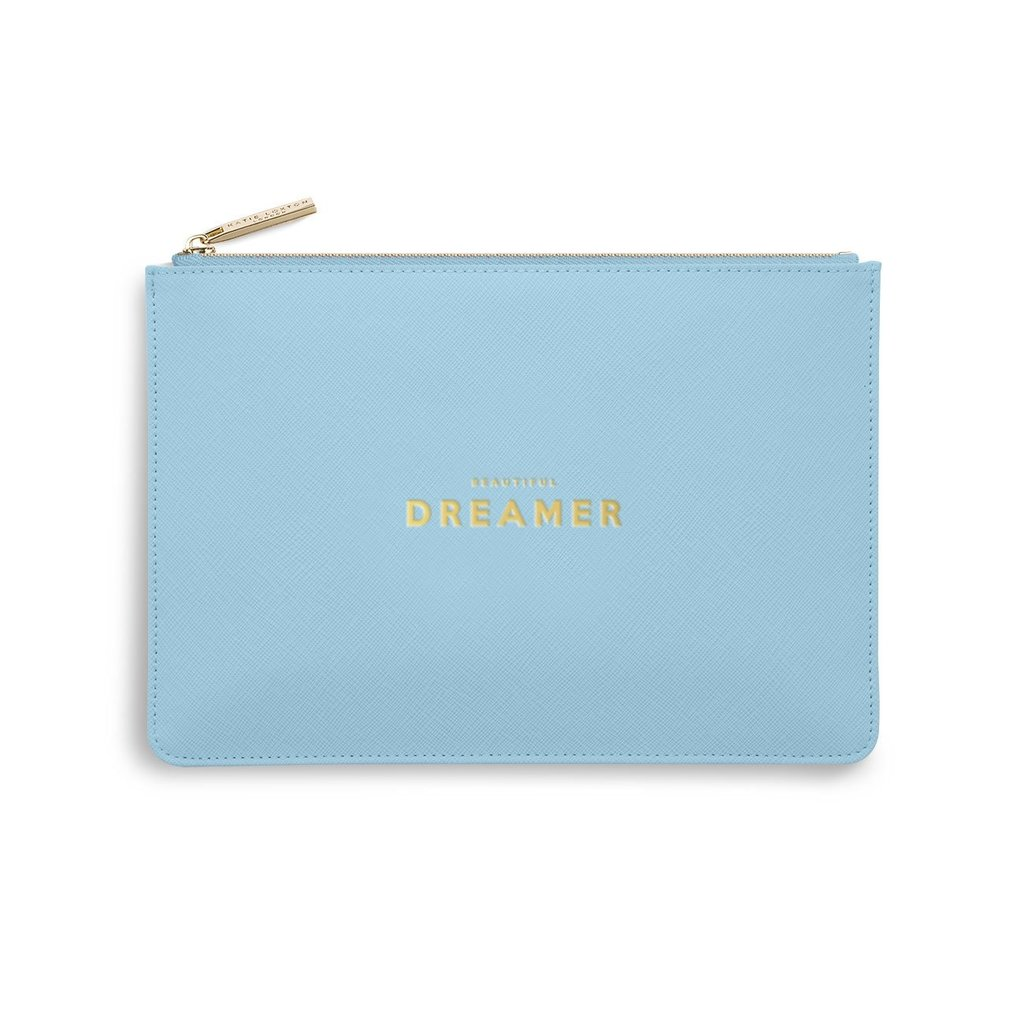 Katie Loxton Perfect Pouch - Beautiful Dreamer - Blue