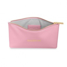 Katie Loxton Perfect Pouch - Darling Daughter - Pink