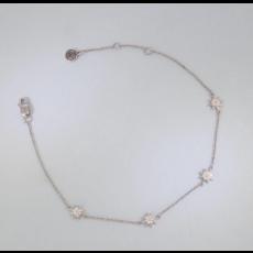 Ella Stein Ella Stein You Are My Sunshine Bracelet .06 Diamond Weight - Silver