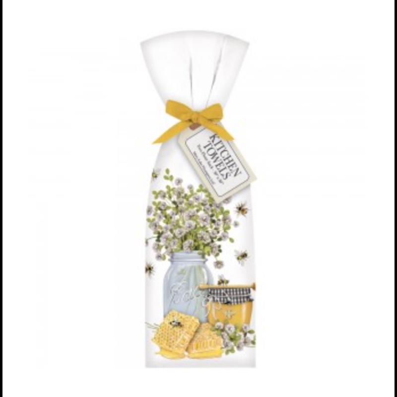 Mary Lake-Thompson Honey and Clover Towel Set
