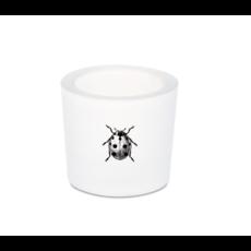 Skeem Skeem Lady Bug Tea Light Holder