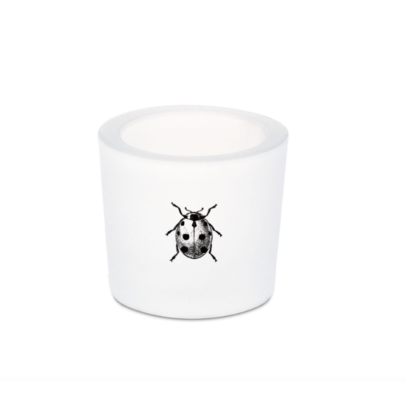Skeem Lady Bug Tea Light Holder