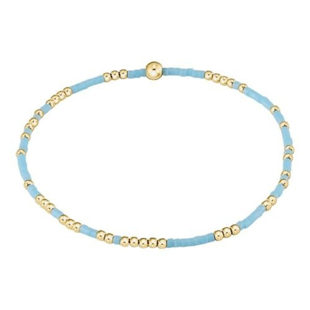 enewton enewton Hope Unwritten Bracelet - Turquoise