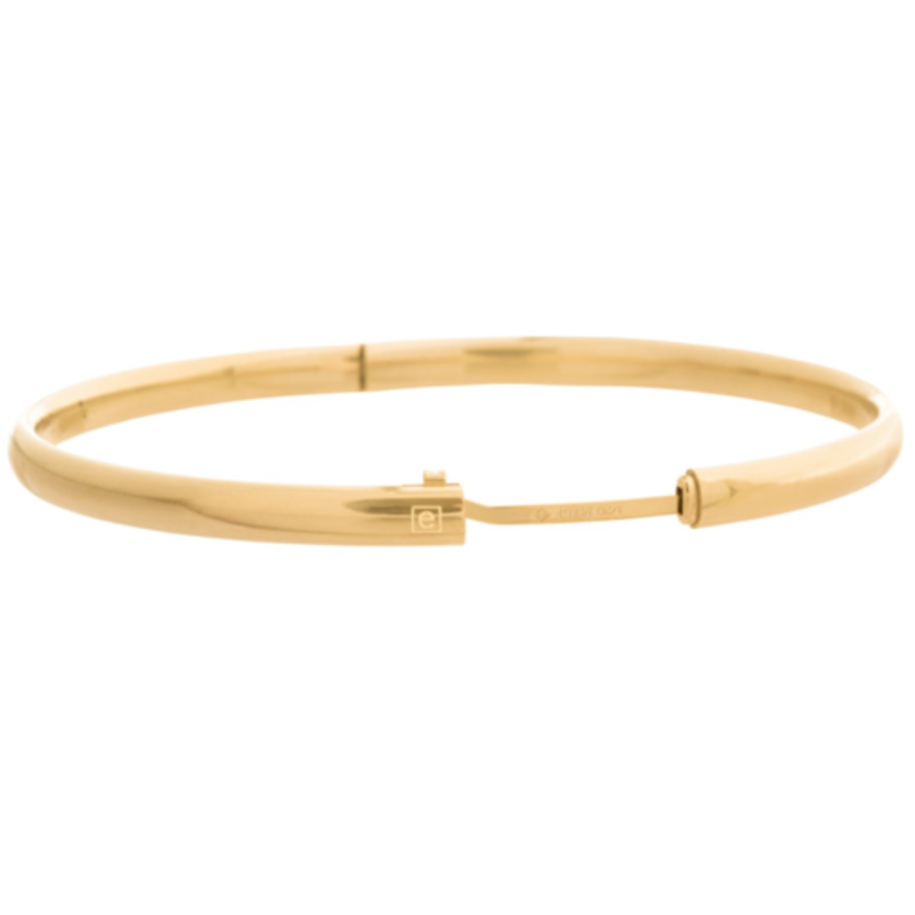 enewton enewton Cherish Gold Bangle Bracelet - Small
