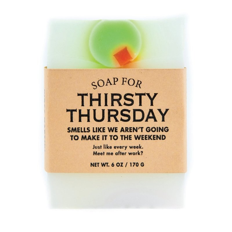 Whiskey River Soap Co. Thirsty Thursday Soap