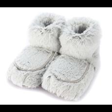 Warmies Warmies Boots - Marshmallow Gray