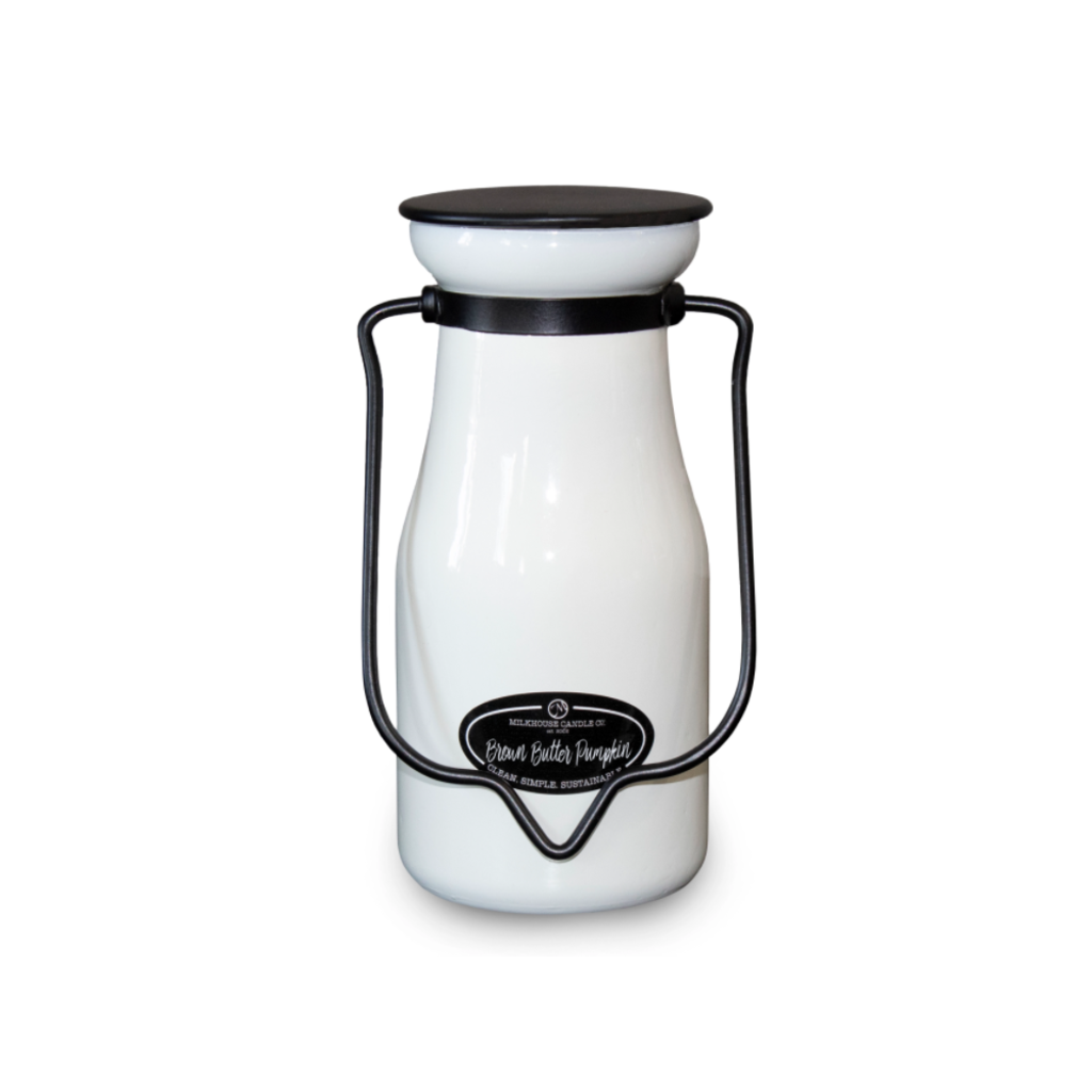 Milkhouse Candle Creamery Milkhouse Candle Creamery MilkBottle:  Brown Butter Pumpkin