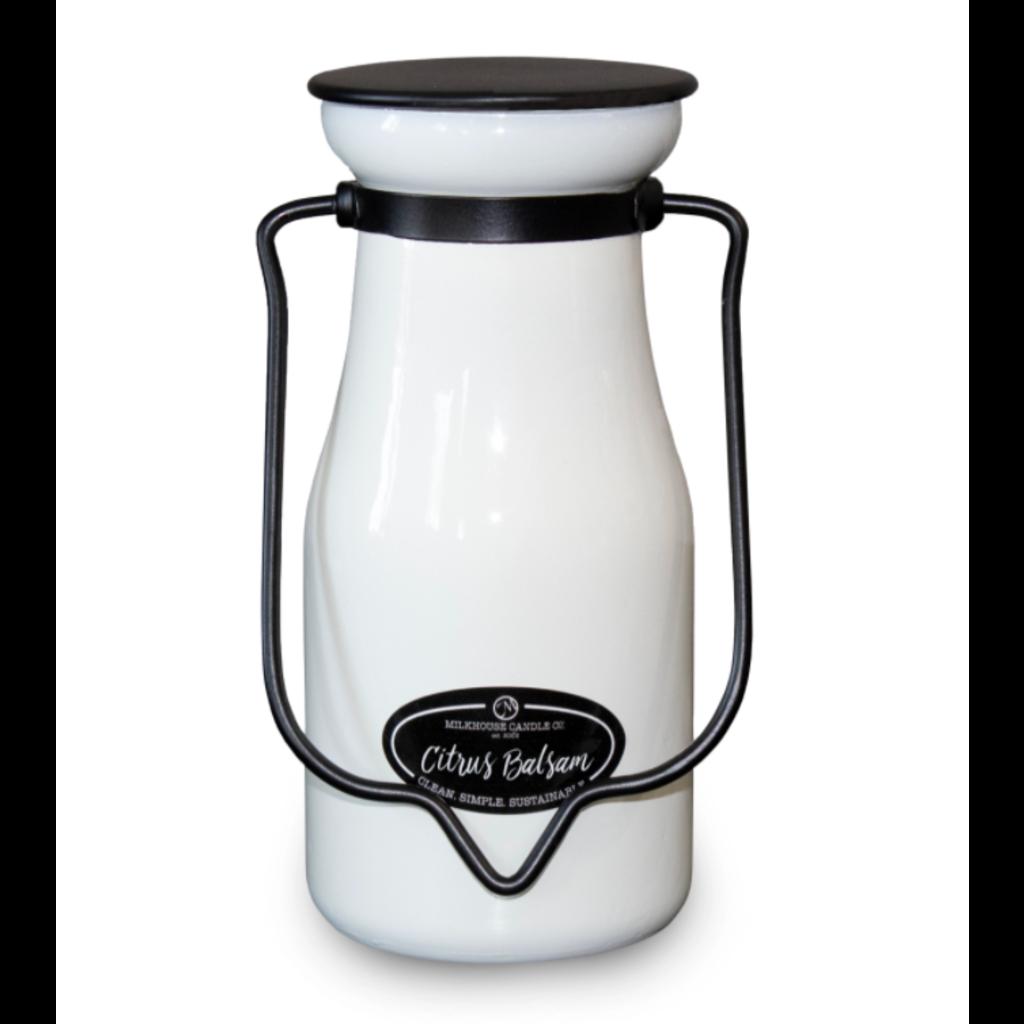 Milkhouse Candle Creamery Milkhouse Candle Creamery MilkBottle:  Citrus Balsam