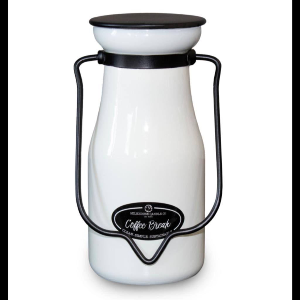 Milkhouse Candle Creamery Milkhouse Candle Creamery MilkBottle:  Coffee Break