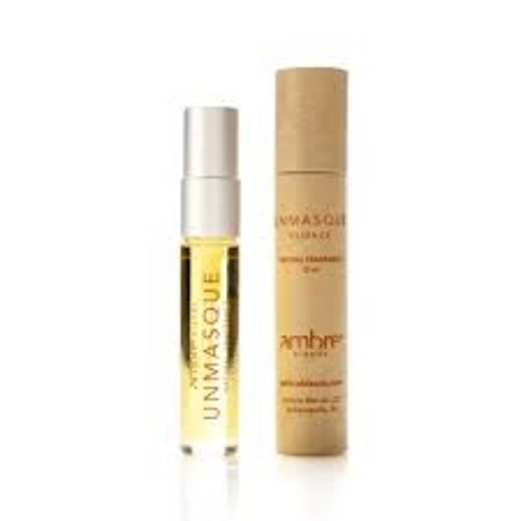 ambre UNMASQUE Roll-On Pure Essential Oil