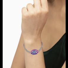 Kendra Scott Kendra Scott Threaded Elaina Multi Strand Bracelet BSV Lilac Abalone