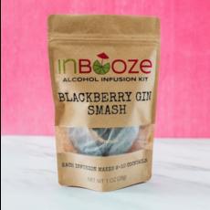 InBooze Blackberry Gin Smash Cocktail Kit