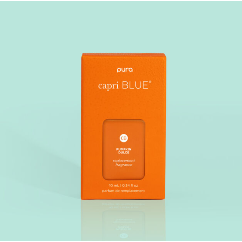 Capri Blue/Curio Pura Diffuser Refill - Pumpkin Dulce