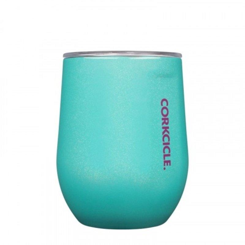 Corkcicle Sparkle Mermaid Stemless Cup - 12 oz