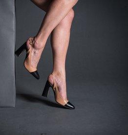 Luiza Barcelos Luiza Barcelos Toe Capped Sling Back Heel