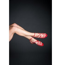 Luiza Barcelos Strappy Heart Sandal (2 Colours Available)