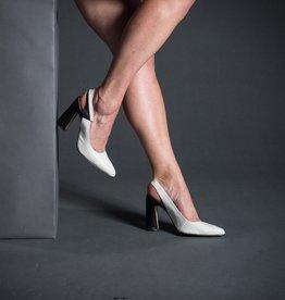Luiza Barcelos Strapped Block Heel Slingback