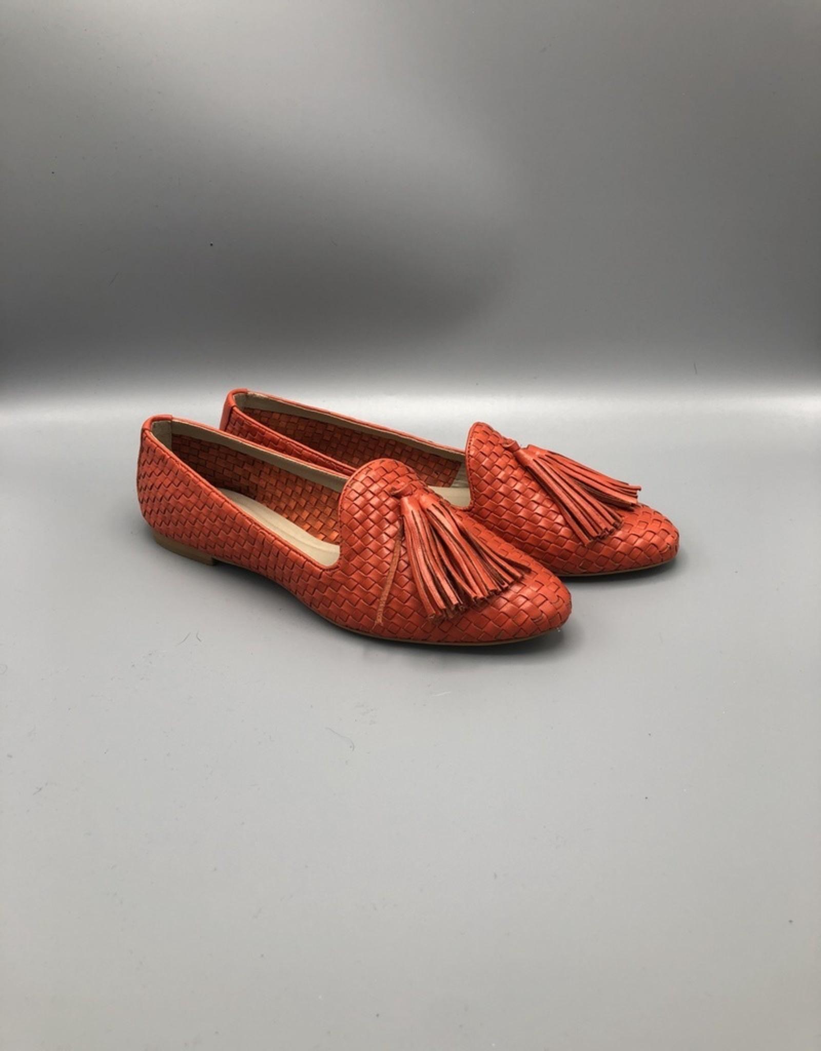 Guilhermina Guilhermina Tassle Braided Leather Loafer