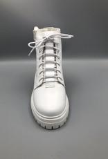 Maithe Maithe Side Zip Leather Combat Boot