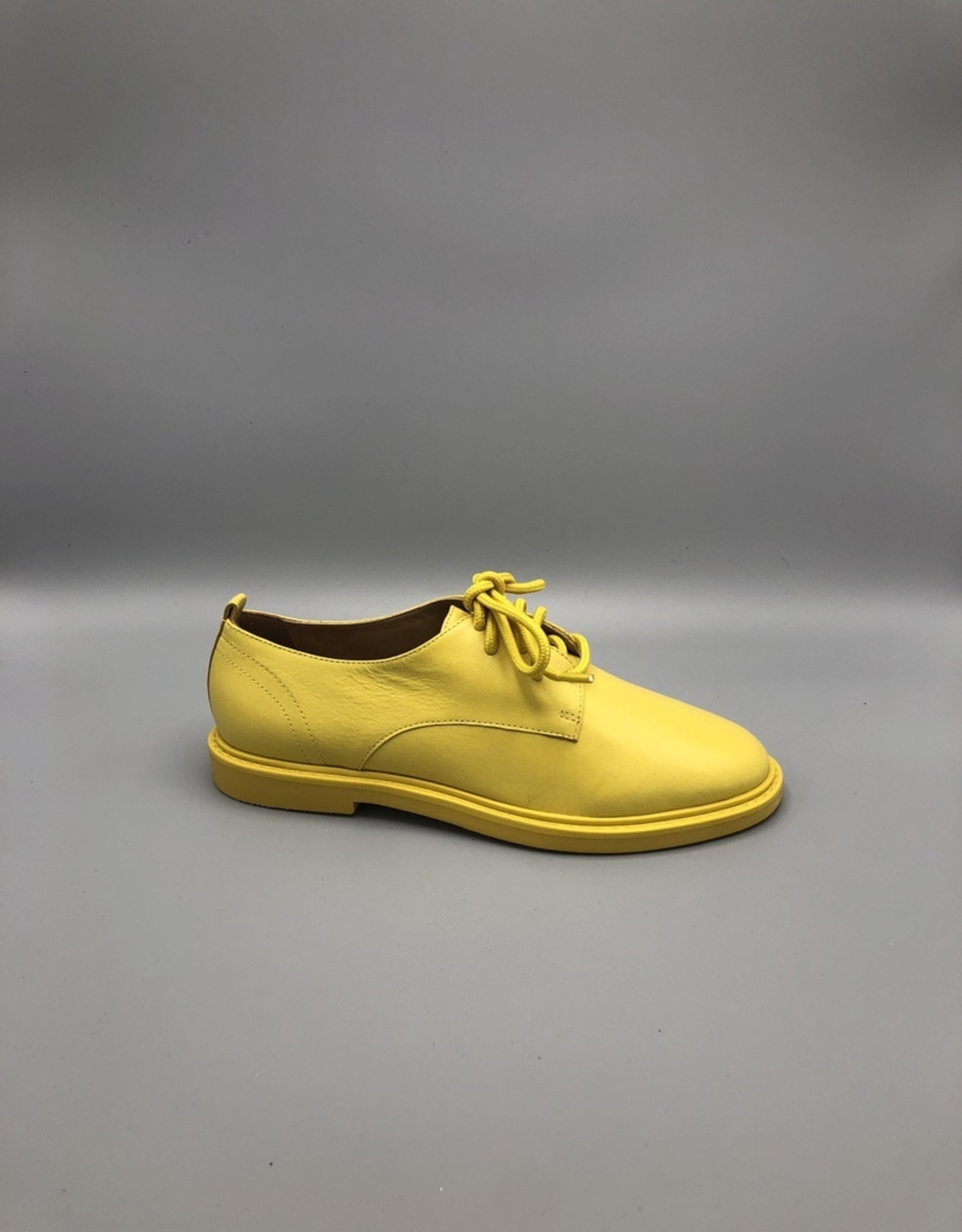 Bruno Menegatti Round Toe Leather Derby Shoe