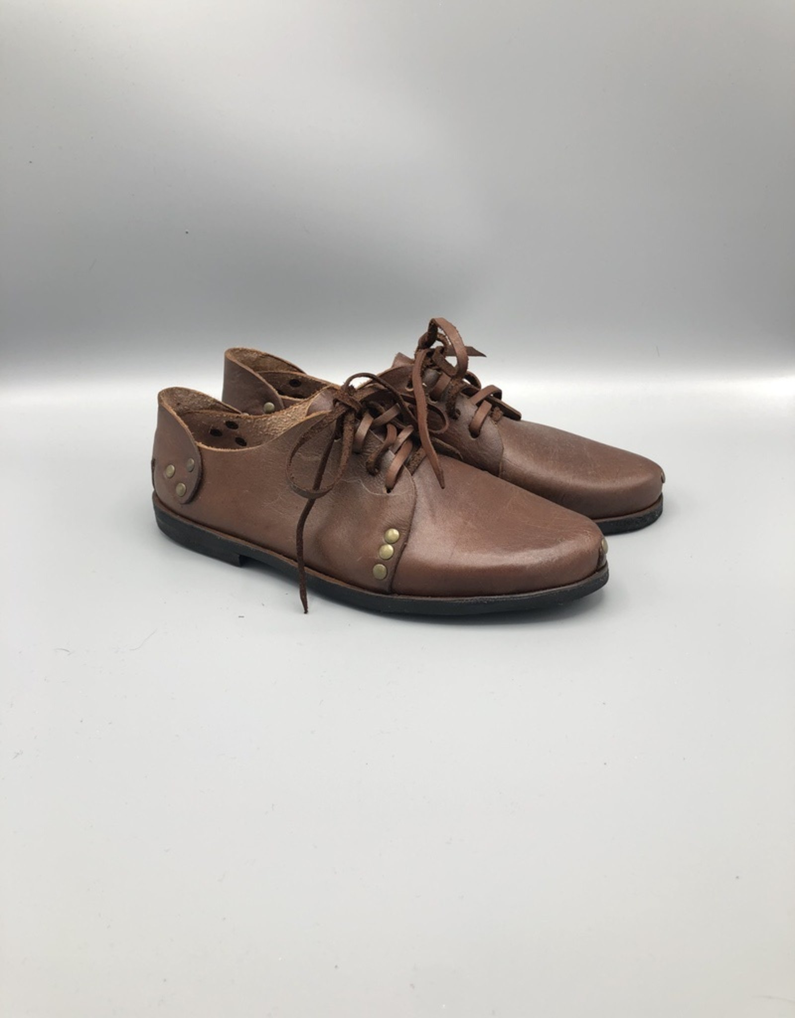 Caboclo Women's Lace Up Leather Oxford