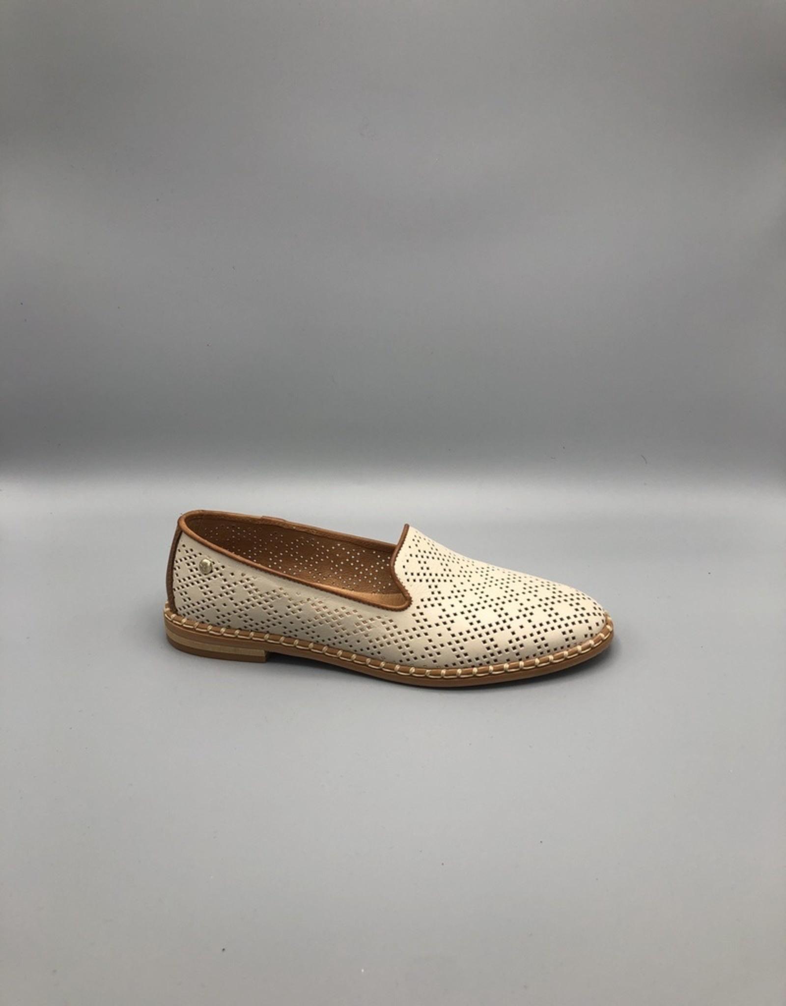 Pikolinos Merida Perforated Slip On Loafer