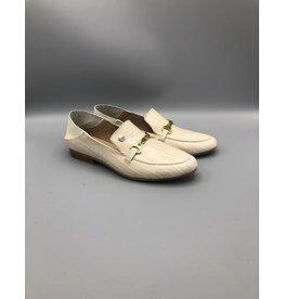 Stivali Prague Handmade Leather Slip Down Back Loafer