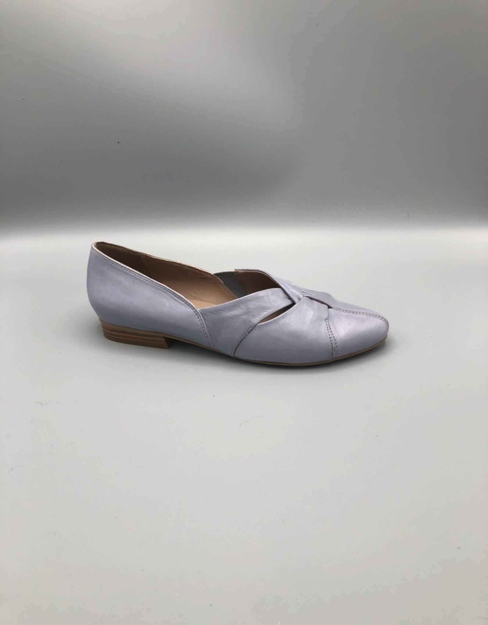 Canal Grande Belinda Braided Leather Pointed Toe Shoe