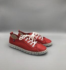 Fabiola Fabiola Rubber & Fantasy Leather Espadrille Sneaker