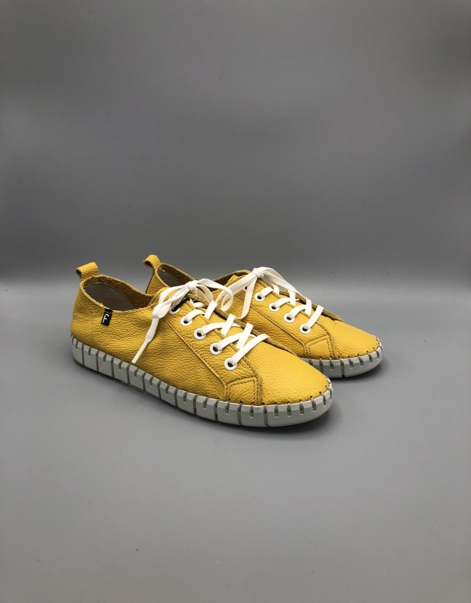 Fabiola Rubber & Fantasy Leather Espadrille Sneaker