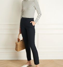 Iris Basket Weave Slim Pant