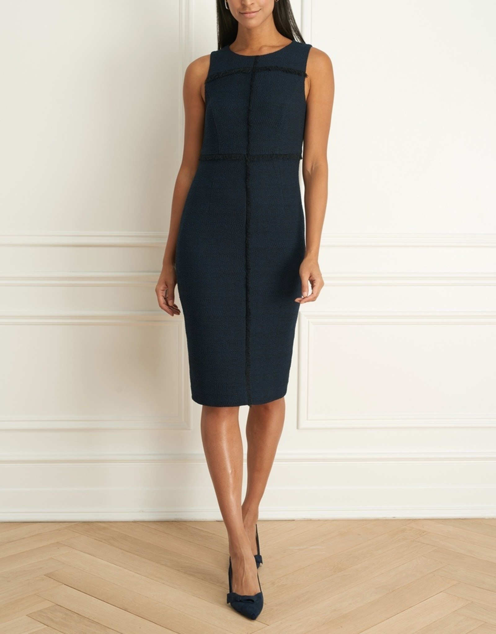 Iris Iris Setlakwe Chanel Tweed Dress