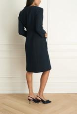 Iris Iris Setlakwe Chanel Tweed Midi Jacket
