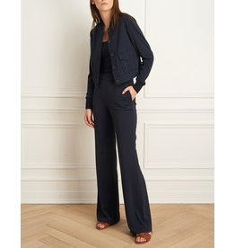 Iris Cropped Jersey Jacket