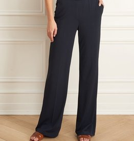 Iris Wide Leg Jersey Pant w/Pocket