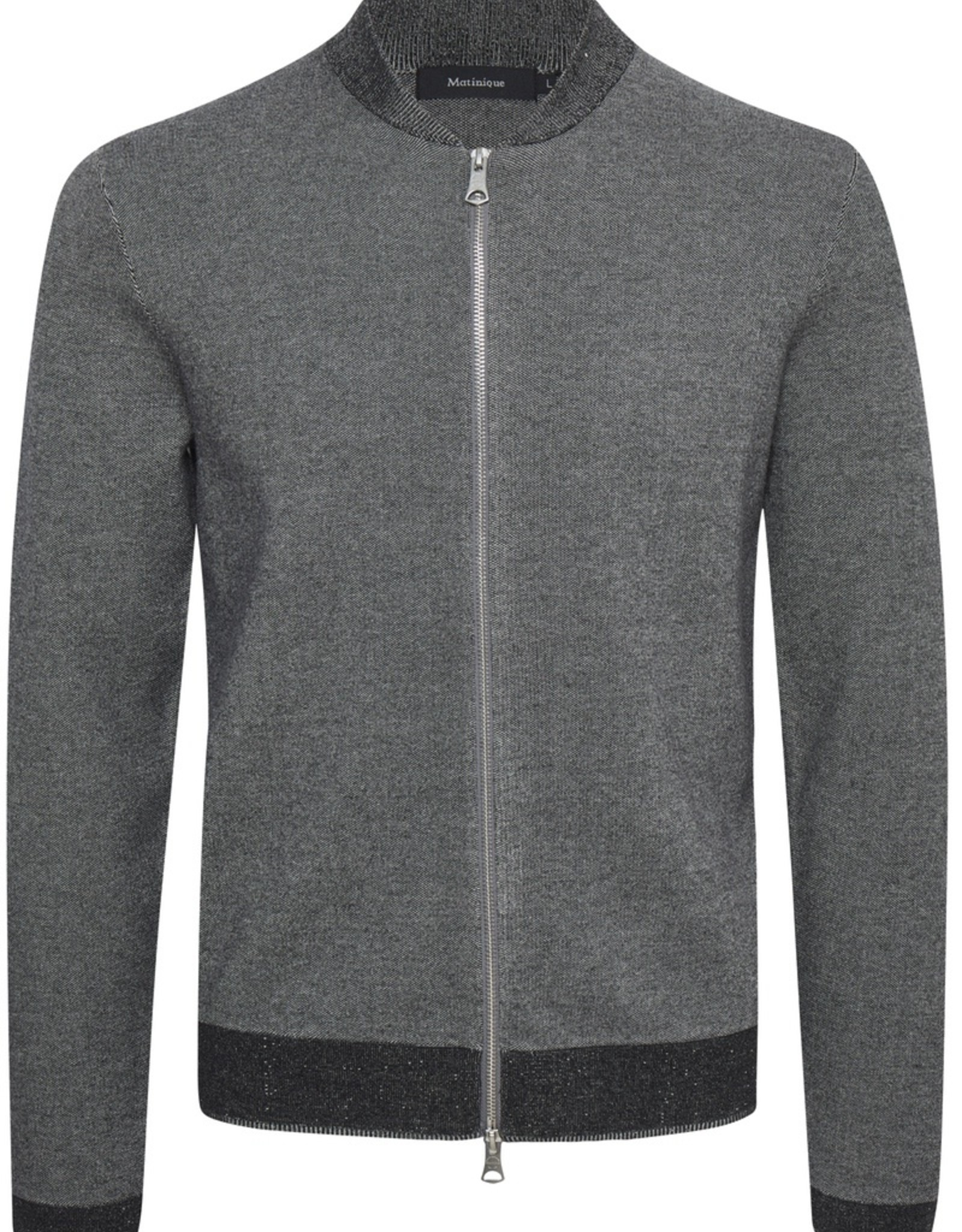Matinique Matinique Parry Full Zip Baseball Jacket