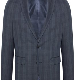 Matinique Geroge Stretch Plaid Suit Jacket