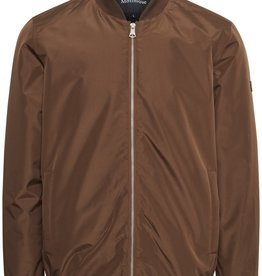 Matinique Broome Zip Up Bomber Jacket