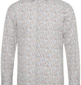 Matinique Marc Slim Multi Mini Floral L/S Button Up