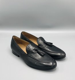 Manovie Toscane Greg Wood Heel Classic Loafer