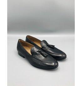 Manovie Toscane Greg Wood Heel Classic Loafer