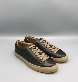 Manovie Toscane Filo Gum Sole Leather Sneaker