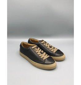 Manovie Toscane Filo Gum Sole Leather Sneaker