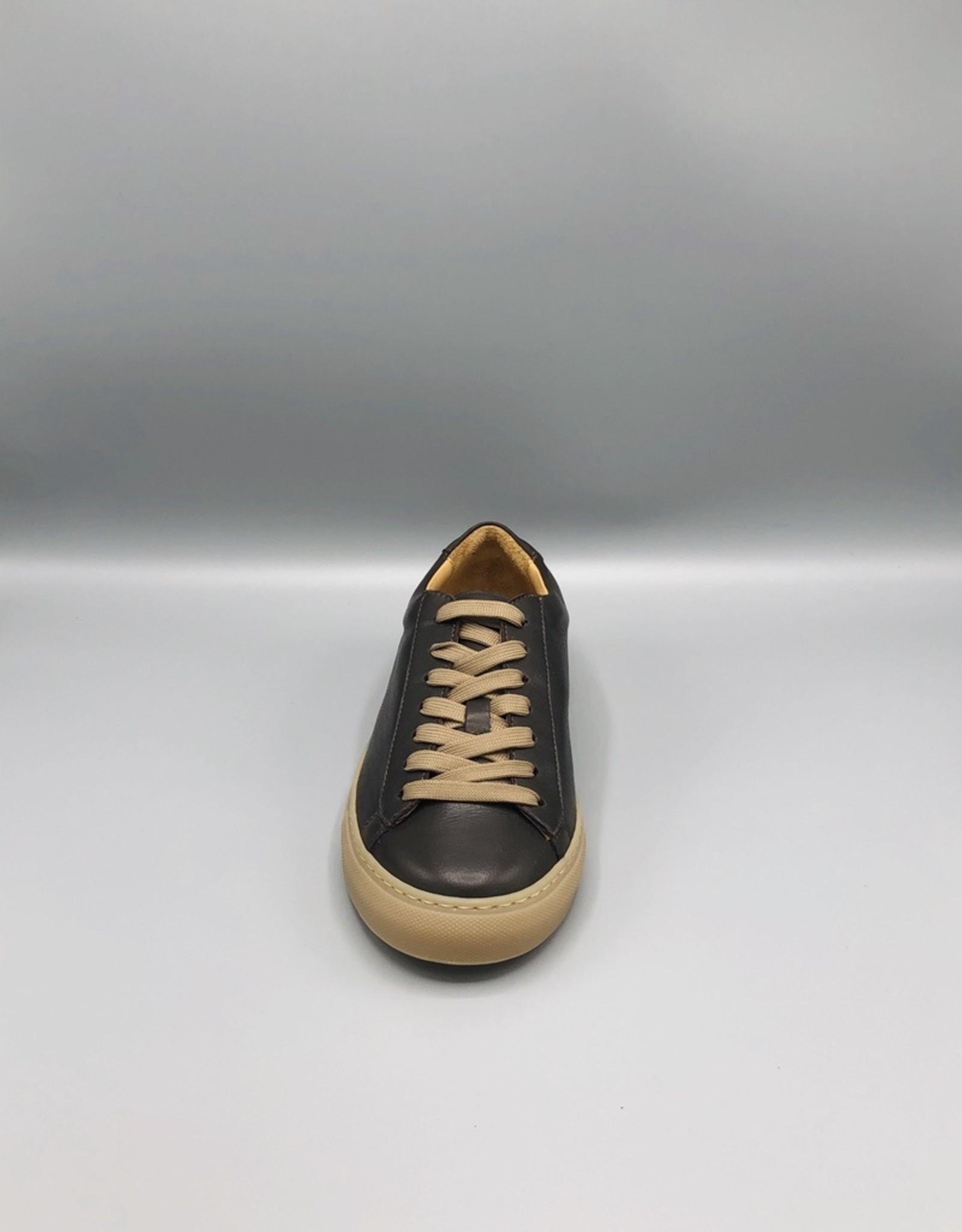 Manovie Toscane Manovie Toscane Filo Gum Sole Leather Sneaker
